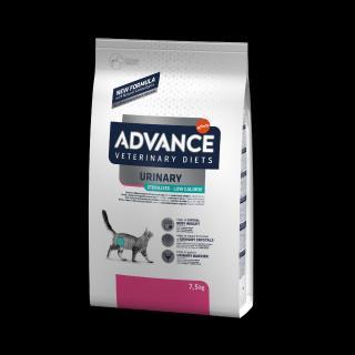 ADVANCE-VETERINARY DIETS Cat Avet Cat Sterilized Urinary Low Calorie 7,5kg