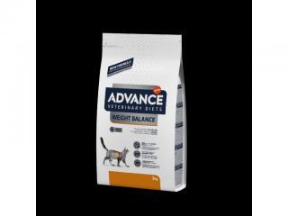 ADVANCE-VETERINARY DIETS Cat Weight Balance 3kg