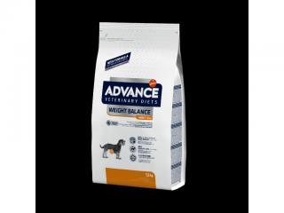 ADVANCE-VETERINARY DIETS Dog Weight Balance Mini 1,5kg