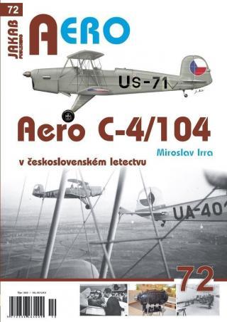 Aero C-4/104 v československém letectvu - Irra Miroslav