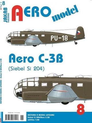 AEROmodel 8 - Aero C-3B