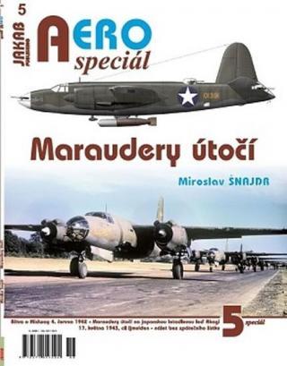 AEROspeciál 5 - Maraudery útočí - Šnajdr Miroslav