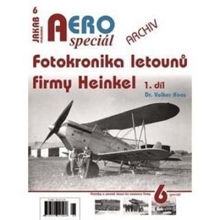 AEROspeciál 6 - Fotokronika letounů firmy Heinkel 1. díl