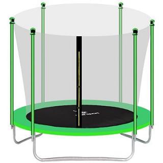 Aga Sport Fit Trampolína 180 cm Light Green   vnitřní ochranná síť