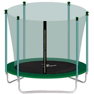 Aga Sport Fit Trampolína 250 cm Dark Green   vnitřní ochranná síť