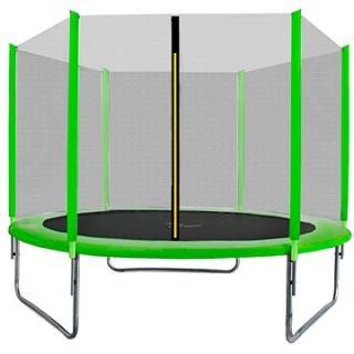 Aga Sport Top Trampolína 250 cm Light Green   ochranná síť