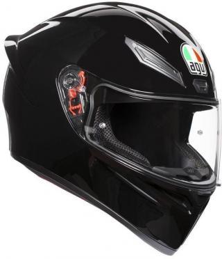 AGV K1 Solid Black XXL pánské 2XL