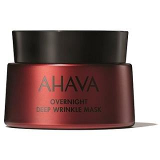AHAVA Apple of Sodom Overnight Deep Wrinkle Mask 50 ml