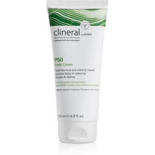 Ahava Clineral PSO hydratační tělový krém pro velmi suchou pokožku 200 ml dámské 200 ml