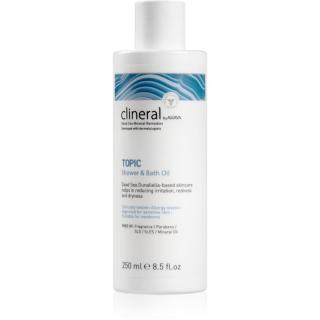 Ahava Clineral TOPIC sprchový a koupelový olej pro atopickou pokožku 250 ml dámské 250 ml