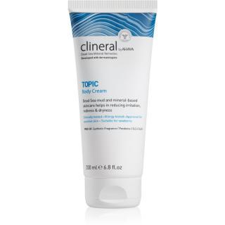 Ahava Clineral TOPIC zklidňující tělový krém pro atopickou pokožku 200 ml dámské 200 ml