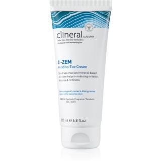 Ahava Clineral X-ZEM intenzivní krém na celé tělo proti podráždění a svědění pokožky 200 ml dámské 200 ml