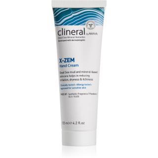 Ahava Clineral X-ZEM intenzivní krém na ruce proti podráždění a svědění pokožky 125 ml dámské 125 ml