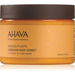 Ahava Dead Sea Plants jemný tělový sorbet 350 ml dámské 350 ml