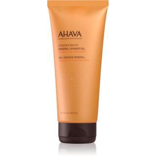 Ahava Dead Sea Water Mandarin & Cedarwood minerální sprchový gel 200 ml dámské 200 ml