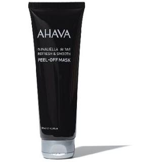 AHAVA Mineral Masks Dunaliella Algae Refresh & Smooth Peel Off Mask 125 ml