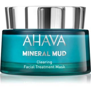 Ahava Mineral Mud čisticí bahenní maska pro mastnou a problematickou pleť 50 ml dámské 50 ml