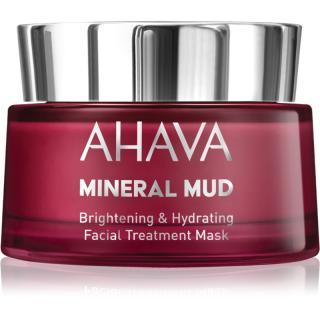 Ahava Mineral Mud rozjasňující pleťová maska s hydratačním účinkem 50 ml dámské 50 ml