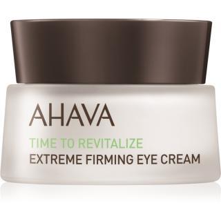 Ahava Time To Revitalize zpevňující oční krém proti vráskám 15 ml dámské 15 ml