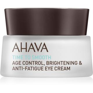 Ahava Time To Smooth hydratační oční krém s vyhlazujícím efektem 15 ml dámské 15 ml