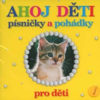 Ahoj děti - audiokniha