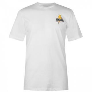Airwalk Bolt Print T Shirt Mens pánské Other S