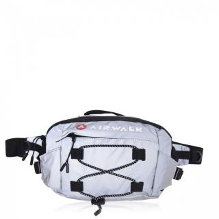 Airwalk Elasticated Front Bumbag Other One size