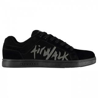 Airwalk Neptune Mens Skate Shoes pánské černá | Black | Other 41