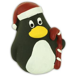 Akinu hračka pro psa christmas pinguin 12cm
