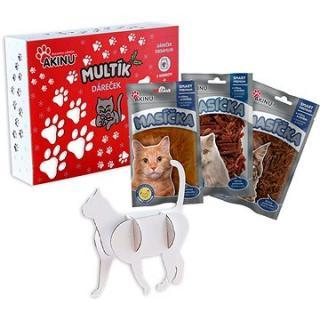 Akinu MULTÍK mini vánoční pro kočku