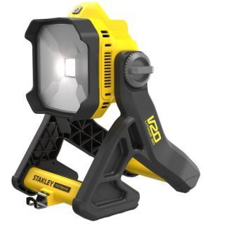 Aku pracovní LED reflektor Stanley FatMax V20 SFMCL030B 18V bez nabíječky a baterie