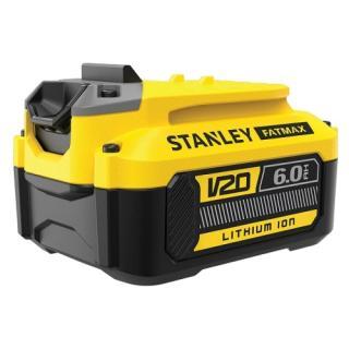 Akumulátor Stanley FatMax V20 SFMCB206 18V baterie 6Ah