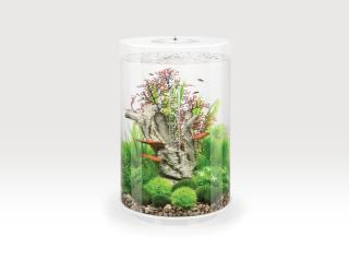 Akvárium BIORB TUBE MCR bílé 30l