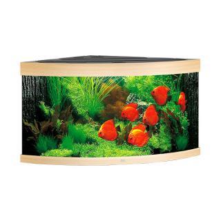 Akvárium juwel trigon led 350l světle hnědá