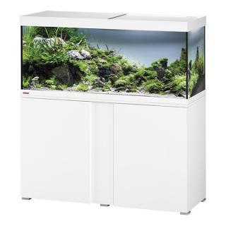 Akvárium set se stolkem eheim vivaline led bílý 240l