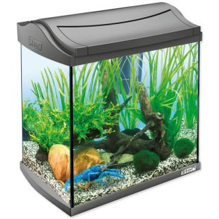 Akvárium tetra aquaart led 30l antracit