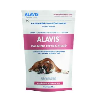 Alavis Calming Extra silný 30tbl.