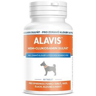 Alavis MSM   Glukosamin sulfát 60 tbl.