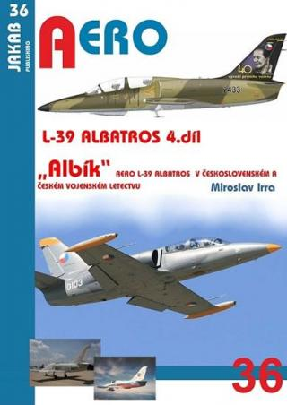 Albatros L-39 - 4.díl - Irra Miroslav