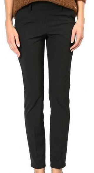 Alberto Lucy Waterrepellent Womens Trousers Black 34 dámské 34