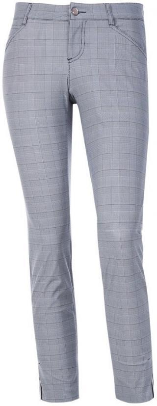 Alberto Mona-B Waterrepellent Revolutional Womens Trousers Check 36 dámské Grey 36