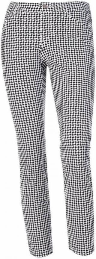 Alberto Mona Revolutional Pied de Poule Womens Trousers Fantasy 38 dámské Multi 38