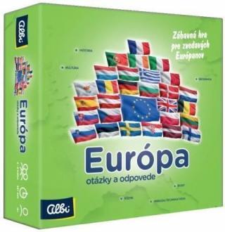 Albi Európa - Otázky a odpovede SK