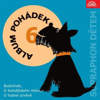 Album pohádek Supraphon dětem 6.