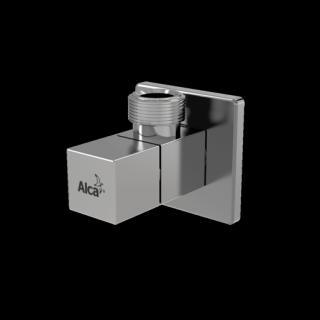 Alcaplast rohový ventil 1/2×1/2, hranatý ARV004