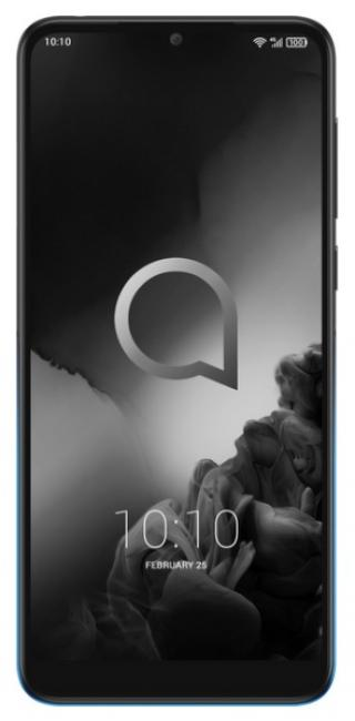 Alcatel 3 5053K 4GB/64GB černá/modrá
