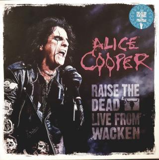 Alice Cooper Alice Cooper - Raise The Dead - Live From Wacken  Black