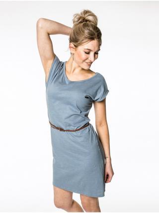 Alife and Kickin ELLIAK Frozen krátké letní šaty - modrá dámské XS