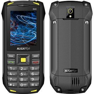Aligator R40 eXtremo žlutý