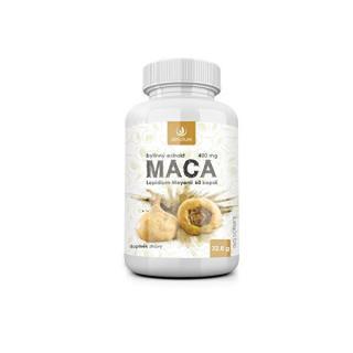 Allnature Maca bylinný extrakt 60 tobolek